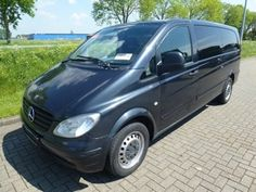 For sale: Used and second hand - Van MERCEDES-BENZ Passenger transport VITO 111 CDI