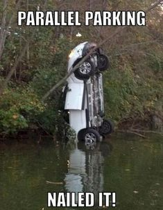 Parallel Parking #ParallelParking #Parking #Memes