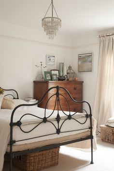 Industrial decor style is perfect for any interior. An industrial bedroom is always a good idea. See more excellent decor tips here: http://www.pinterest.com/vintageinstyle/