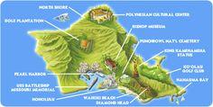Oahu, Hawaii Must See Highlights