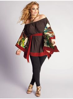 Plus Size Summer Outfits | ... SPRING 2012 COLLECTION FOR PLUS SIZE FASHIONISTAS | Stylish Dressing