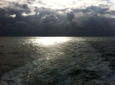 North Sea, where we came from