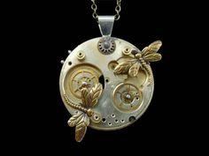 Handmade Steampunk Jewelry For Sale - Imgur