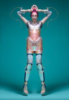 Nixi Killick Designs Lady Gaga's Tour Costumes