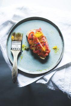 bruschetta   Claudia Ambu Photographer© Grill Pan, Bruschetta, Food Photography, Grilling, Sandwiches, Kitchen, Bakery Business, Griddle Pan, Cooking