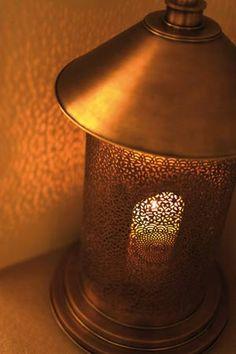 Fassi Moroccan Luxury Lantern. www.mycraftwork.com