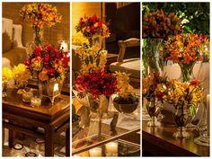 Decoração rústico chique  para casamento de Marina Bassi - Fotos Kali Marina