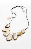 natural elements necklace | J.Jill