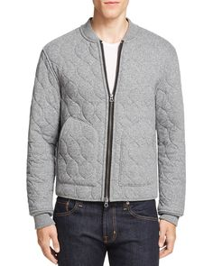 Todd Snyder Champion Quilted Bomber Jacket - 100% Bloomingdale's Exclusive