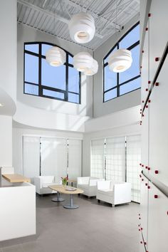 Nice SSDG Interiors Inc. | Workplace Hi Tech: Marketing Company