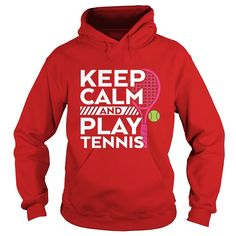 Keep Calm Play #Tennis T-shirt Sports Player and Athlete, Order HERE ==> https://www.sunfrog.com/LifeStyle/115476932-467928260.html?89699, Please tag & share with your friends who would love it, #christmasgifts #jeepsafari #renegadelife  #tennis quotes, tennis outfit, tennis court  #tennis #entertainment #food #drink #gardening #geek #hair #beauty #health #fitness #history