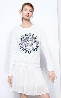Jungle Kenzo Paris Sweatshirt, , KENZO x Disney