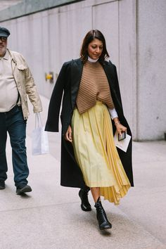 The Best of NYFW Street Style FW18