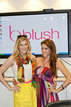 Elle and Blair Fowler at blush.com! I absolutley love Elle and Blair Fowler!!!!!!