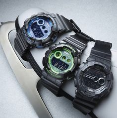 A bit of edge takes dressing up to whole new levels of cool, G-SHOCK