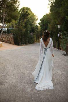 vestido de novia Sole Alonso