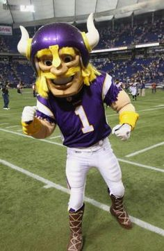 NFL Mascots - Football Team Mascots I wish I had this costume
