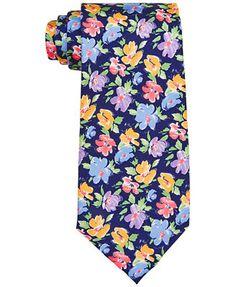 Lauren Ralph Lauren Spring Florals Tie