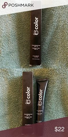Beauticontrol Tinted moisturizer Do not make any longer the tinted moisturizer is light only one left has spf 15 beauticontrol  Makeup