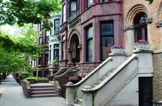Would love to live in a Brooklyn townhouse. #Brooklyn #NewYork #iGottaTravel