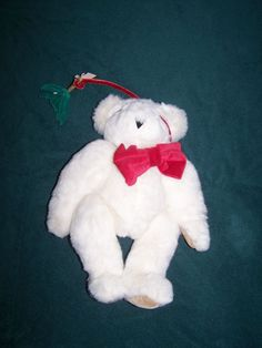 Fully Jointed Dapper Dan 15 Inches Sale Priced Annette Funicello Bear
