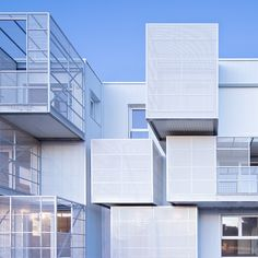 Poggi + More Architecture : White Clouds - ArchiDesignClub by MUUUZ - Architecture & Design