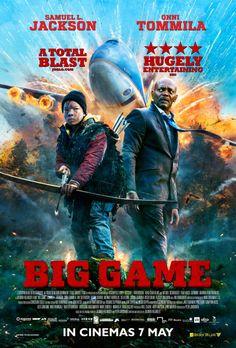 BIG GAME - Review