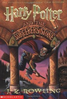 """If you like """"Harry Potter"""" by J.K. Rowling, then you might enjoy…"""