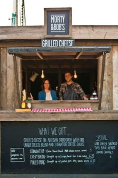 Food Cart ideas and inspirations [[[ Visual Merchandising + Creative Direction ]]]  www.sarahquinn.com.au Love the simplicity of this cart. Remember it's all about the food! www.sarahquinn.com.au