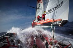 Amory Ross / Team Alvimedica / Volvo Ocean Race 2014-5