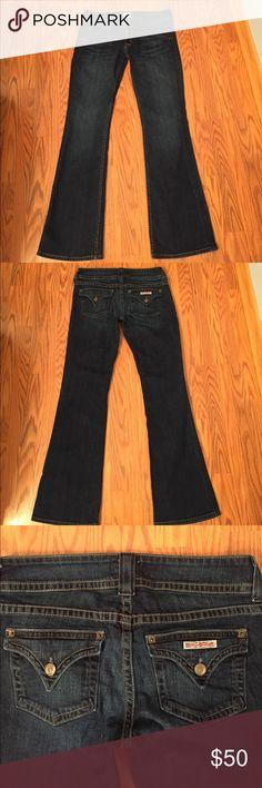 "Hudson jeans Hudson bootcut jeans, inseam 30"" mid rise Hudson Jeans Jeans Boot Cut"