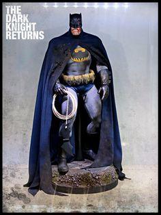 Elvis1976•DC custom • KNIGHTMARE BATMAN • ARKHAM KNIGHT