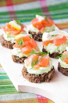 Culy.nl - Zalm en avocado zijn beste vrienden: 5 heerlijke recepten -