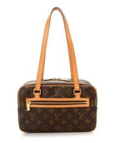 Louis Vuitton Cite Monogram Shoulder Bag - Vintage