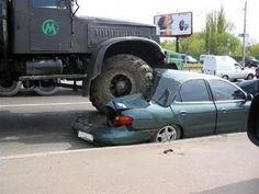 Ranking de 25 accidentes de tráfico dificíles de entender - Listas en 20minutos.es