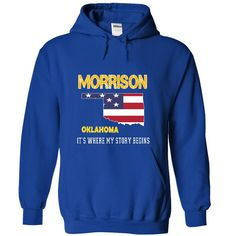 MORRISON - Its where my story begins!