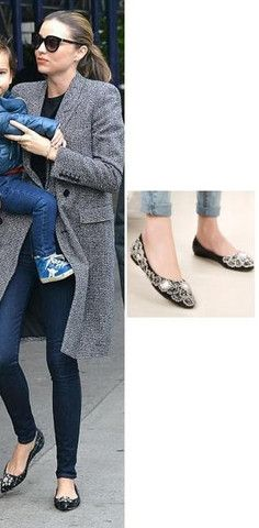 Celebrity Flat Shoes On Pinterest | Flat Shoes Zapatos And White Flat Shoes