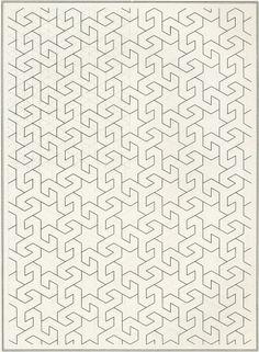 Les Elements de l'art Arabe / Pattern in Islamic Art - Joules Bourgoin, 1879 Geometric Patterns, Geometric Designs, Textures Patterns, Geometric Shapes, Islamic Art Pattern, Arabic Pattern, Pattern Art, Pattern Design, Art Arabe