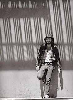 Bruce Springsteen...an iconic pic (Asbury Park, NJ)