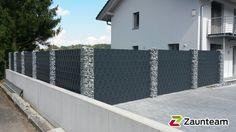 Sichtschutz Eigenbau / Sichtschutzzaun, Zaunteam Granacher, Lauchringen, 79771 Klettgau