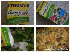 Gratin Sauce von #Thomy, einfach #lecker. #Brokkoligratin #Brandnooz