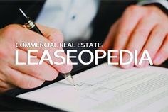 The CRE Insider: Leaseopedia Triple Net (NNN), Modified Gross, Full Service, Ground there are so many different times of Commercial Real Estate leases! #CRE #TripleNet #ModifiedGross #FullService #Lease #CommercialRealEstate  Unless you've spent some time around the commercial real estate industry, navigating and understanding the different types of leases you come across in your search for space can sometimes be a daun...