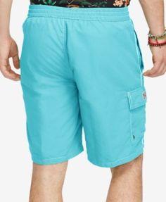 Polo Ralph Lauren Men's Kailua Swim Trunks - Blue L