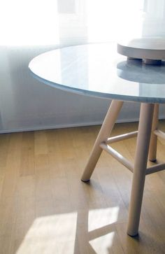 Centerpiece dining table, www.anatevsic.com