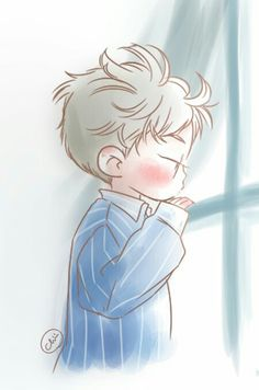 Find images and videos about cute, exo and baby on We Heart It - the app to get lost in what you love. Baekhyun Fanart, Chanbaek Fanart, Kpop Fanart, Kpop Drawings, Cute Drawings, Exo Cartoon, Kpop Anime, Exo Kokobop, Exo Fan Art