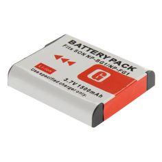 [USD3.76] [EUR3.55] [GBP2.76] 1500mAh Rechargeable Li-ion Battery for Sony NP-BG1/NP-FG1