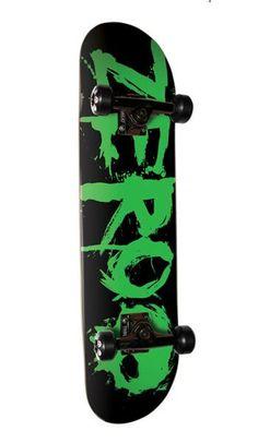 Zero Blood Skateboard Complete