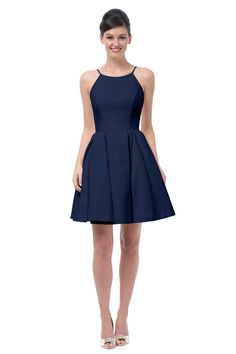 Chic and affordable dress perfect for preppy beach wedding bridesmaids.