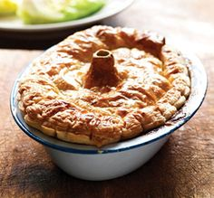 Try something different on your AGA heat-storage cooker with our recipe ideas - Dad's Favourite Steak and Guinness Pie. View our AGA recipes & cook with your AGA cooker today. Aga Recipes, Other Recipes, Beef Recipes, Cooking Recipes, Steak And Guinness Pie, Guinness Pies, English Food, English Recipes, Ale Pie
