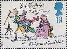 Image result for Royal mail roald dahl stamps